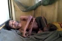 দেখিলেই ওলাব চকুপানী, ১৫ বছৰে এনেদৰেই কটাইছে পিতৃ-মাতৃহীন এইগৰাকী যুৱকে