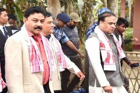 'কংগ্ৰেছ–AIUDFৰ মহাজোঁট হ'লে দ্বিতীয় স্থানত থাকিব নোৱাৰে হিমন্ত বিশ্ব' – ক'লে এইগৰাকী বিধায়কে