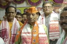 Ardhendu Dey to BJP : গেৰুৱা হ'ল অৰ্ধেন্দু, বিজেপিত যোগদান কৰি ক'লে – কংগ্ৰেছত এতিয়া নেতৃত্বৰ অভাৱ