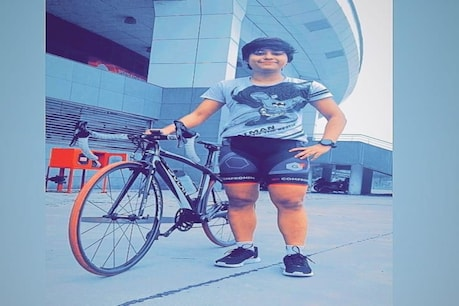 72rd National Cycling Championship: ৰাষ্ট্ৰীয় চাইক্লিঙত চয়নিকা গগৈৰ নতুন অভিলেখ! দুটা স্বৰ্ণসহ মুঠ৫টা পদক জয় কৰিলে অসম কন্যাই