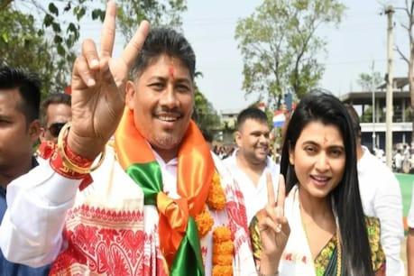 Assam Election Results 2021 : জাগীৰোড সমষ্টিত ২৯,৮৯৫টা ভোটত জয়ী পীযূষ হাজৰিকা