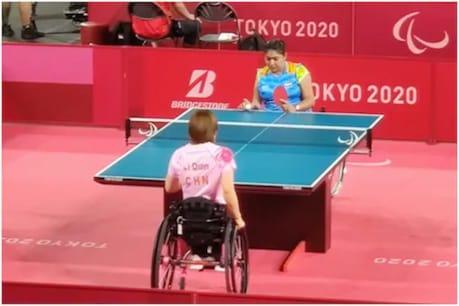 Tokyo Paralympics 2020: প্ৰথম খেলতে পৰাস্ত ভাৰতীয় টেবুল টেনিছ খেলুৱৈ ভবিনাবেন আৰু সোনলবেন...