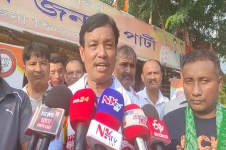হাগ্ৰামা মহিলাৰী নেতৃত্বাধীন BPF দল বিজেপিত চামিল হ'লে UPPLৰ ক'বলগীয়া একো নাই, ক'লে ইউ জি ব্ৰহ্মই