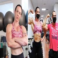 Bodybuilder মহিলাৰ যি ভয়ানক শৰীৰ, দেখি লাজ পাব ছলমান খানেও