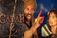 Gadar 2 Motion Poster: ছানী দেউলে অনুৰাগীক দিলে বিজয়া দশমীৰ গিফট, শ্বেয়াৰ কৰিলে 'গদ্দৰ ২'ৰ মোছন পোষ্টাৰ