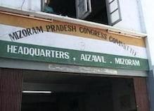 मिजोरम: कांग्रेस को बहुमत, CM चुनाव हारे
