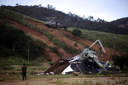 ब्राजील के रियो डी जनेरियो प्रांत के पर्वतीय क्षेत्र में मूसलाधार बारिश के बाद हुए भूस्खलन में मरने वालों की संख्या बढ़कर 869 तक पहुंच गई है।