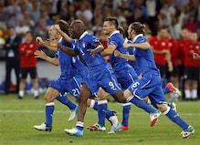 यूरो कप: इटली ने इंग्लैंड को पेनल्टी में किया शूटआउट