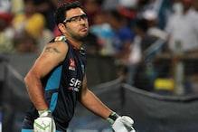 टीम इंडिया में वापसी के लिए बेताब हैं युवराज
