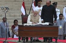 मोदी कैबिनेट की चौथाई सीटें आधी आबादी को