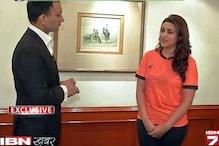 ISL से भारतीय फुटबॉल को फायदा: परिणीति