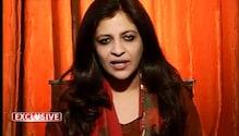 ट्विटर वार शुरू, शाजिया का विश्वास पर हमला