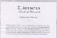वर्तिका-विमला की तिनका...लिम्का बुक में