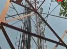 श्रीनगर में मोबाइल टावर पर ग्रेनेड हमला