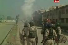 कश्मीर में आज के दिन भी लहराए गए पाक और आईएस के झंडे