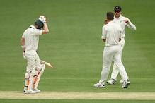 ब्रिस्बेन टेस्ट: न्यूजीलैंड की आधी टीम पैवेलियन लौटी, फॉलोऑन का खतरा