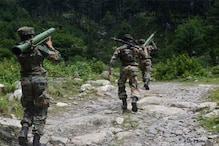 श्रीनगर में आतंकवादियों ने CRPF बंकर पर हथगोला फेंका
