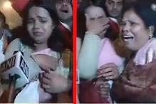 देखें: अखिलेश के निकाले जाने पर फफक पड़ीं महिलाएं, तीन समर्थकों ने की आत्मदाह की कोशिश