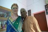 77 की उम्र में विदेशी महिला से हुआ प्यार, जमुई में रचाई शादी