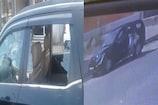VIDEO: पलक झपकते ही कार का शीशा टूटा और बैग गायब