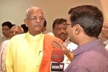 सांसद चुने जाने के बाद ज्ञान सिंह ने तत्काल मंत्री पद छोड़ने से किया इनकार