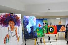 पेंटिंंग को रखें GST से बाहर, पेंटर अखिलेश का वित्त मंत्री के नाम खत