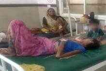 केंद्रीय मंत्री के गोद लिए गांव की एड्स पीड़ित महिला को नहीं मिल रहा इलाज