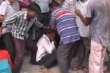 दौसा में भीड़ ने चोरी के अंदेशा में युवक को जमकर पीटा