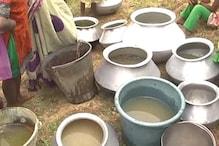 बुंदेलखंड: बूंद-बूंद के लिए तरसे लोग, मजबूरन पी रहे गड्ढे का गंदा पानी