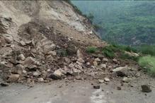 बारिश से आनी उपमंडल में थमा जनजीवन, जिला मुख्यालय कुल्लू से कटा संपर्क