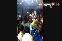 VIDEO : गणपति पूजा में बार-बालाओं ने जमकर लगाए ठुमके