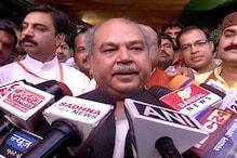तीन दिनी दौरा समाप्त कर भाजपा अध्यक्ष अमित शाह लौटे दिल्ली