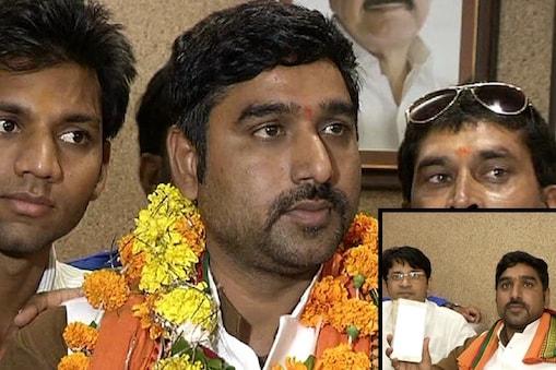 कांग्रेस के विदिशा जिले के महामंत्री प्रशांत पालीवाल ने अपने 35 समर्थकों के साथ भाजपा का दामन थाम लिया.