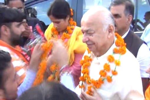 सुशील कुमार शिंदे, कांग्रेस, हिमाचल प्रदेश प्रभारी