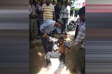 भीड़ ने फिर दी मौत की सजा, 'सुपारी किलर' के शक में पीट-पीटकर हत्या