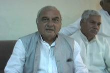 'ओमप्रकाश चौटाला को मैंने नहीं, भ्रष्टाचार के आरोप में कोर्ट ने दी सजा'