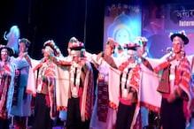 कुल्लू दशहरा उत्सव में रूपाली जग्गा ने मचाया धमाल