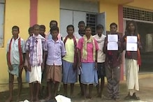 ग्रामीणों का आरोप- पटवारी ने पैसे लेने के बाद भी नहीं दिए पट्टे
