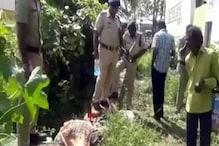 जांजगीर में 9वीं के छात्र की हत्या, झाड़ियों में मिली लाश