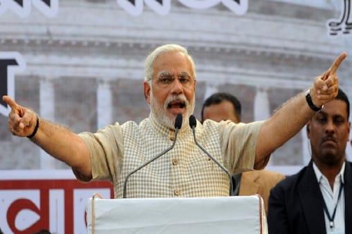प्रधानमंत्री नरेंद्र मोदी (grtty image)