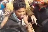 VIDEO: हाजीपुर में बाइक चोरी के आरोप में युवक की लोगों ने की जमकर धुनाई