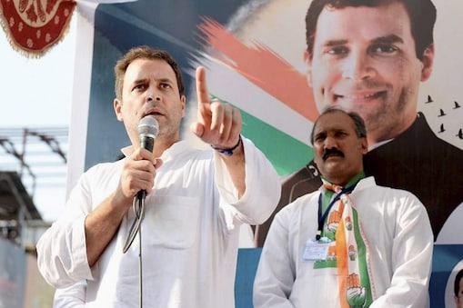Gujarat election results 2017: राहुल गांधी