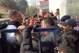 VIDEO: लाउडस्पीकर पर करवा दिया भाजपा नेता के जमीन कब्जाने का प्रचार