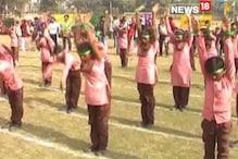 VIDEO: बलरामपुर में हुआ तीन दिवसीय खेल मेले का शुभारम्भ