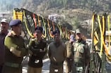 VIDEO : गंगोरी पर फिर अस्थायी पुल तैयार