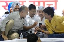 कुमार विश्वास का पत्ता कटा, इन तीन को राज्यसभा भेजेगी AAP!