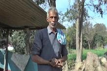 VIDEO: देखिए क्यों, हमीरपुर के 65 वर्षीय इस बुर्जुग ने दे डाली आत्महत्या की चेतावनी
