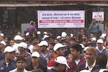 VIDEO: सफाई का संदेश लेकर दौड़े भीलवाड़ा के लोग