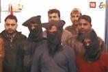 भदोहीः पुलिस ने एक अंतर्जनपदीय वाहन चोर गिरोह का किया भंडाफोड़