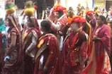 VIDEO: मनेंद्रगढ़ में पहली बार समूह श्रीमद् भागवत कथा